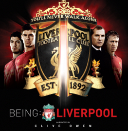 Being: Liverpool poster
