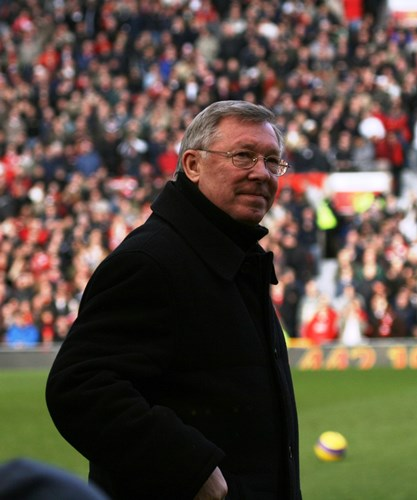 Ferguson Retiring from Manchester United