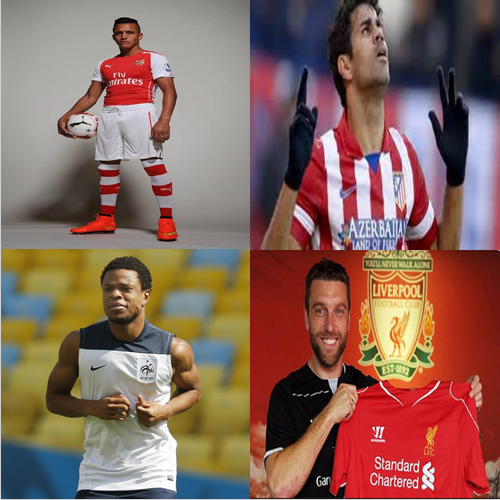 Premier League Summer Transfer