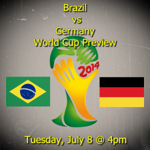 Brazil vs Germany World Cup Preview