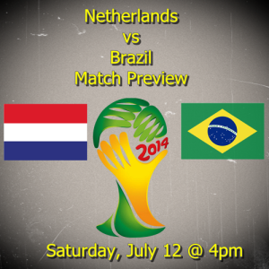 Holland vs Brazil World Cup Match Preview