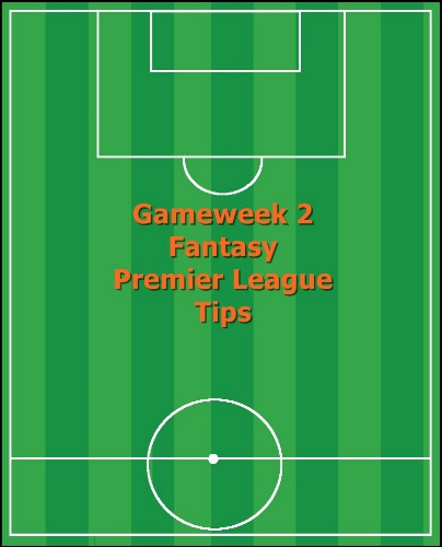 Gameweek 2 FPL Tips